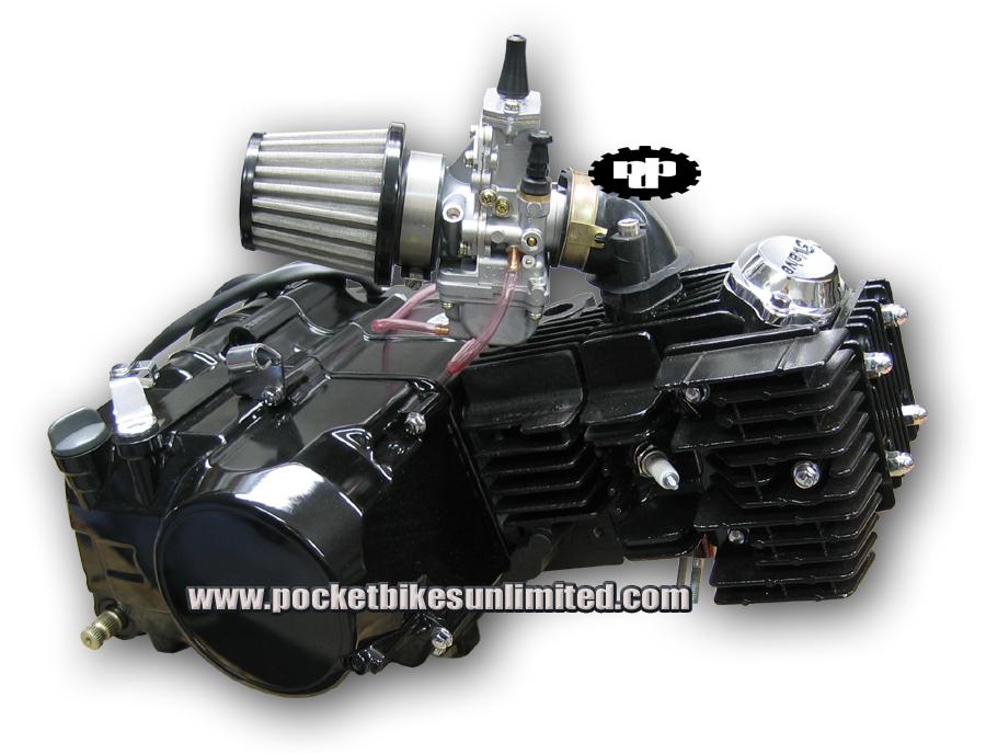 4stroke 3 Valve Motor