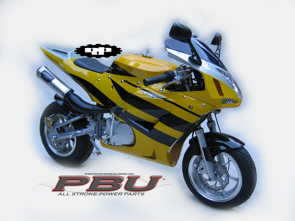 Pocket bikes unlimited accessories sciox Images
