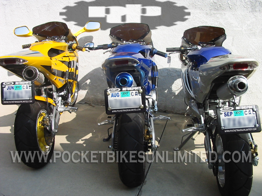 110cc pocket bike parts