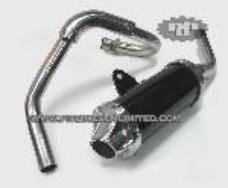 pit bike exhaust, pit bike parts, pit bikes, mini dirt bikes
