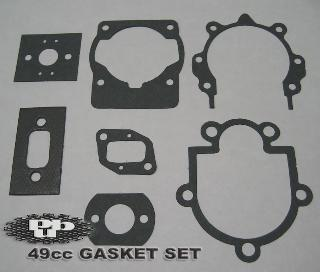 49 cc Pocket Bike Gaskets